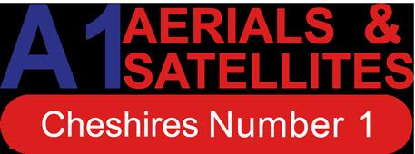 A1 Aerials Cheshire Logo